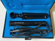2 Sennheiser-Mikrofone MD 402 K