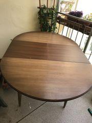 Tisch rund ausziebar
