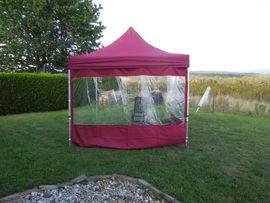 Bild 4 - Instent Pavillion 3x3 Wasserdicht mit - Burgthann Ezelsdorf