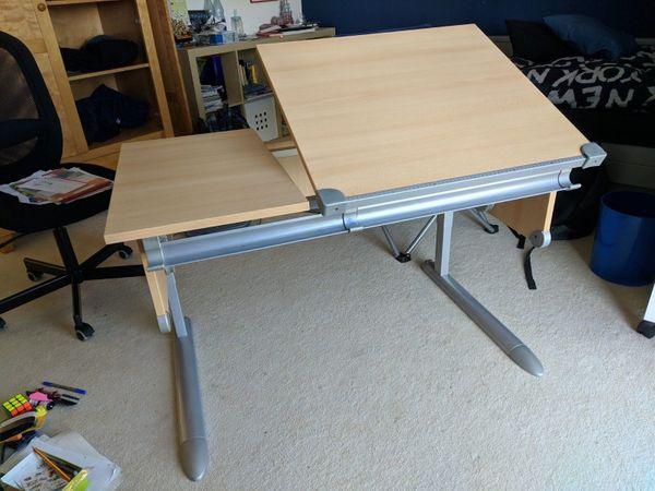 Kettler Kids Comfort Schreibtisch für