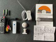 USB Stick zur Digitalisierung von