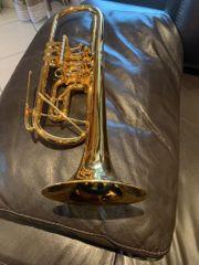 Weimann Primus 2 Bb-Trompete vergoldet