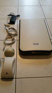 Flachbrett Scanner Epson Perfection 1250