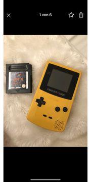 Suche Pokémon Spiele Game Boy