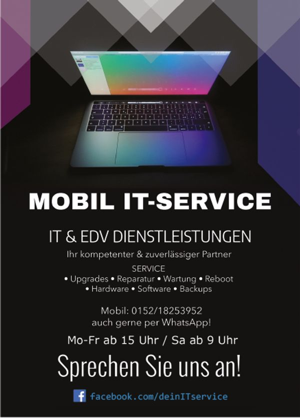 Mobile PC IT EDV Service