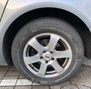 Wintereifen für Audi A6 ab