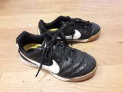 Fußballschuhe Hallenschuhe Nike Tiempo Gr