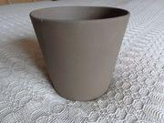 Haushalt Deko - Blumenübertopf Mandel Ikea