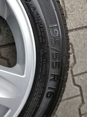 Wie neu 4x Michelin Energy