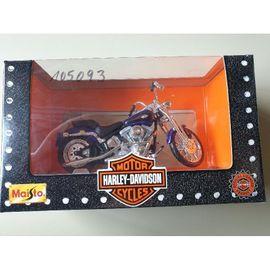 Modellmotorrad Harley Davidson 1999 FXSTS Springer Softtail