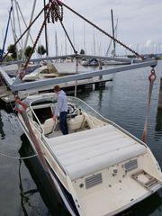 Motorboot DRACO Topaz 2200