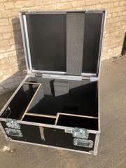 SOMMERAKTION Flightcase Hardcase Transportkiste - mit