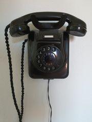 Bakelittelefon Telefon W49