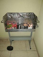 Grill - Wagen Grillfläche 28 cm