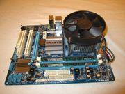 PC Bausatz basierend auf Gigabyte
