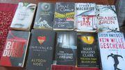 Gelesene Bücher günstig zu verkaufen