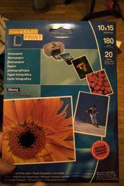 premium plus glossy photo paper