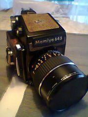 Kamera MAMIYA 645-1000 S 80