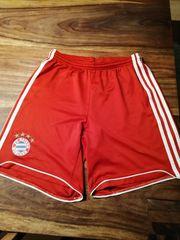 Adidas Kinder Shorts FC Bayern