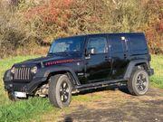 Fahrwerk von Jeep Wrangler Rubicon