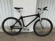 Simplon Carbon Rahmen Mountainbike misch