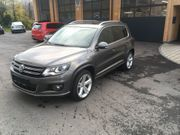 VW Tiguan 2 0l 4motion