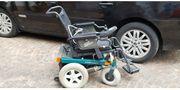 Invacare Storm Euro elektrischer Rollstuhl