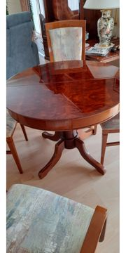 Esstisch mit 4 Stüheln