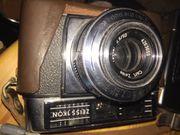 Fotoapparaten Sammlung