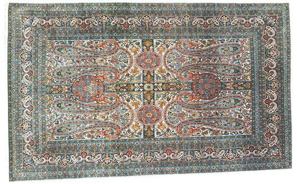 Orientteppich Seide superfein 158x94 TOP