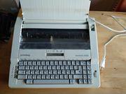 Elektrische Schreibmaschine Privileg electronic 6006 -