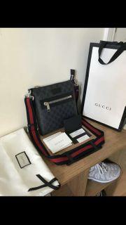 Gucci umhänge Tasche