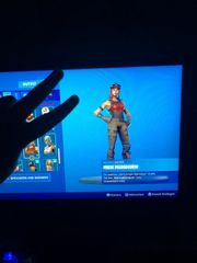 Fortnite Acc Renegade Raider Selten