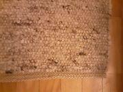 Teppich graubraun 66 x 147