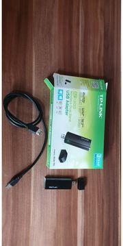 Wireless Dual Band USB Adapter