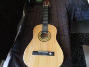 tolle Gitarre von Tenson