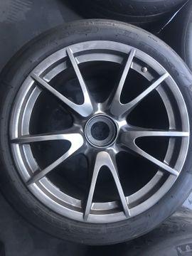 Alufelgen - Radsatz Gt 3 RS 997