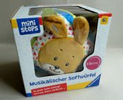 Ravensburger mini steps Musikalischer Softwürfel