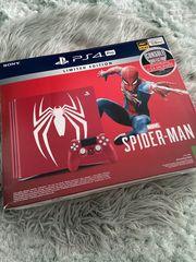 PlayStation 4 - Limited Edition Marvel