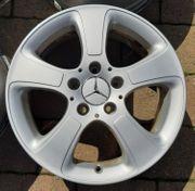 GUT 1x Mercedes Benz Alufelge