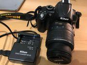 Spiegelreflexkamera NIKON D5000