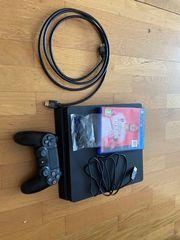 Konsole Sony Playstation 4 SLIM