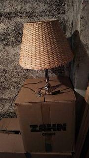 Bast Lampe