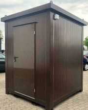 WC Container Dusche Campingplatz-Toilette Duschcontainer