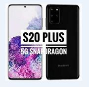 S20 plus 5G mit SNAPDRAGON