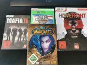 Verkaufe PC Spiele