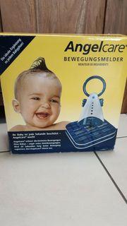 Angelcare Baby mit Sensormatten