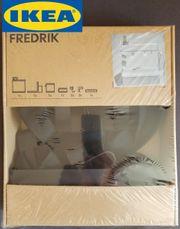 IKEA Fredrik Organizer Schwarz NEU