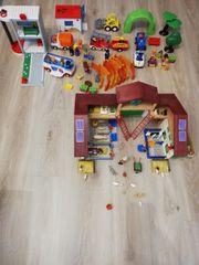 3 x Großer Konvolut Playmobil