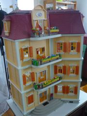 Playmobilhaus 3-stöckig